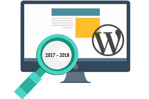 Вывод актуального года (или годов) работы сайта на WordPress