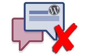 Как в WordPress отключить комментарии – обзор способов