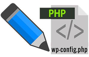 Как правильно редактировать файл wp-config.php